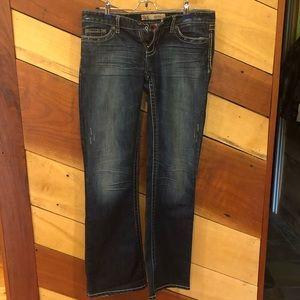 BKE Bootcut Darkwash Jeans